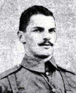 Lt. F. Parsons. VC. – Famous OD's Profile