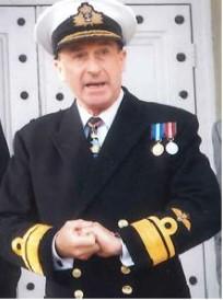 Rear Admiral Simon Charlier. CBE. – Famous OD's Profile.
