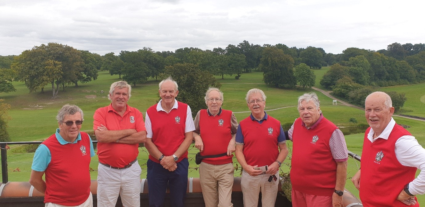 The Old Dovorian Golf Society Match Report, Played at Redlibbets, Golf Club, 4th September 2020