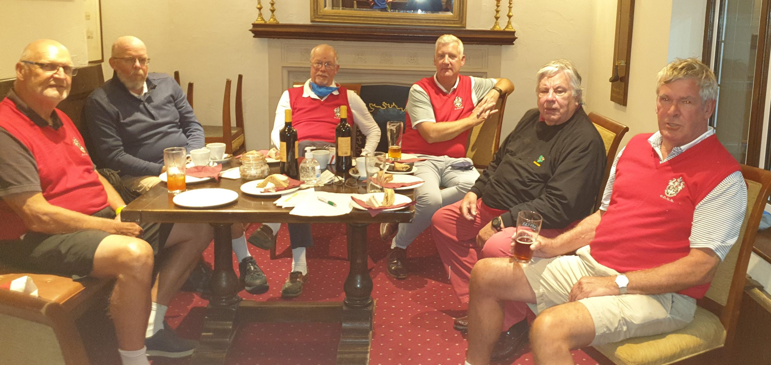 Old Dovorian Golf Society Match Report, Played at Tadridge Golf Course, 23rd September 2020