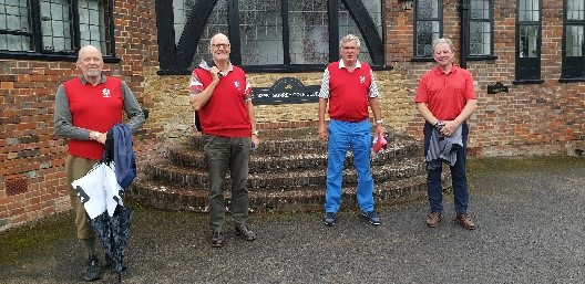 Old Dovorian Golfing Society Triangular Match Report – West Surrey Golf Club – 12 October 2020