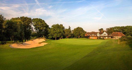 ODGS: Tandridge Golf Club, – 22nd July 2021