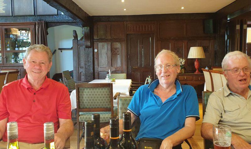 Tandridge Justin, Mark and Bernie[106053]