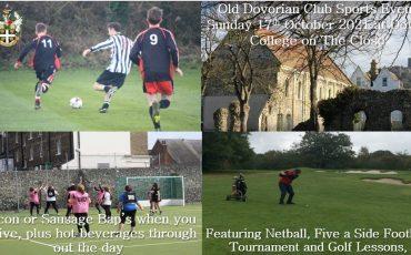 OD Club Sports Event