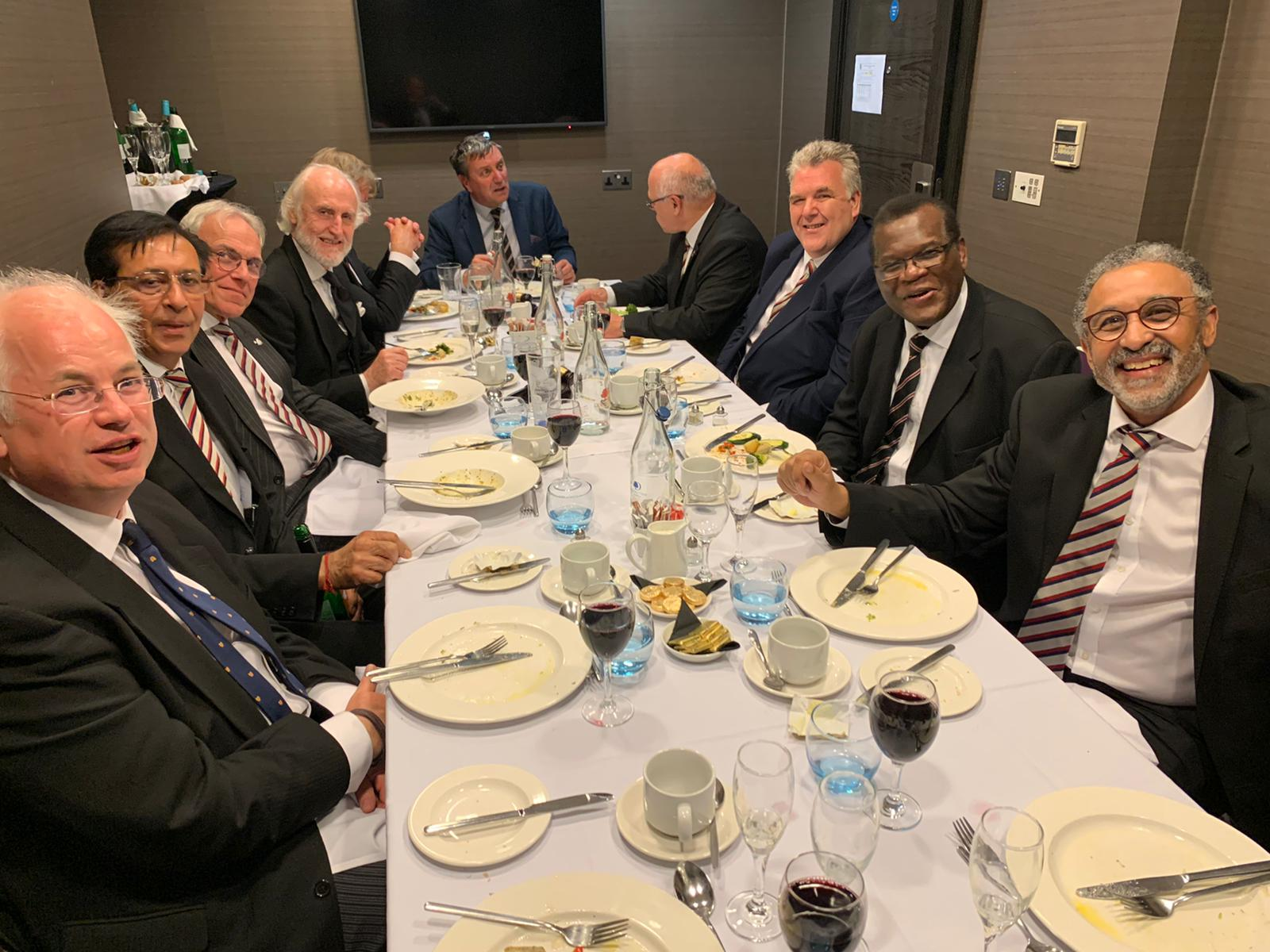 Old Dovorian Lodge Meeting, 5th October 2021